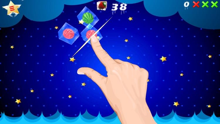 Frozen Fruit Smasher, 3d game