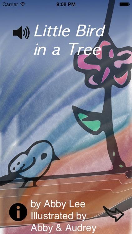Little Bird in a Tree