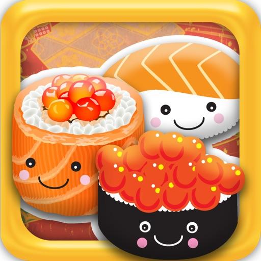 A Sushi Japan Food Race Game - Free Version