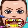 Celebrity Dentist Office Teeth Dress Up Game - Fun Free Nurse Makeover Games for Kids, Girls, Boys