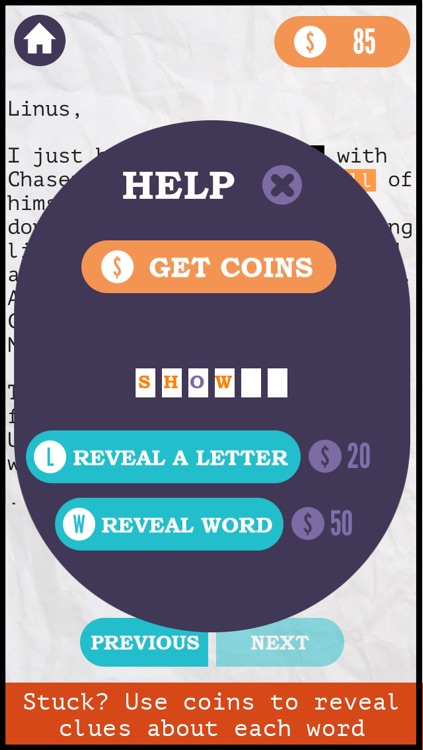 Secret Word Stack Riddle Cube: Wonder the hard time of injustice in this little adventure game