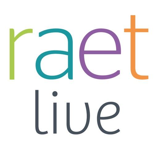 Raet Live icon