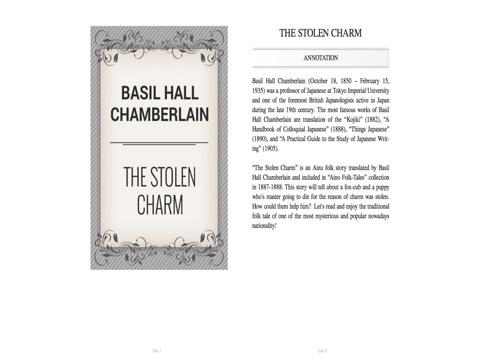 The Stolen Charm