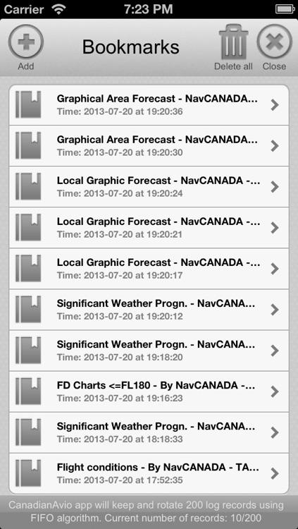 CanadianAvio screenshot-3