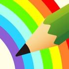 楽しいお絵かき - 知育アプリで遊ぼう 子ども・幼児向け無料アプリ icon