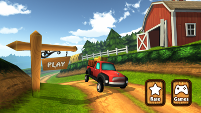 Fun Kid Racing 3D screenshot one
