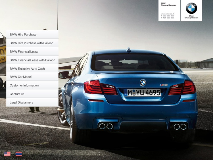 BMW Financial Services Thailand by UT-Engineering