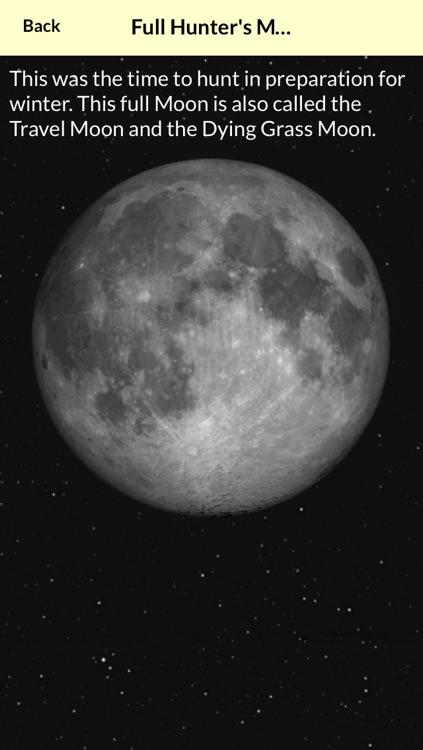 Full Moon Finder