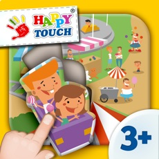 Activities of Activity City Puzzle Pack - Kids App by Happy-Touch® Free