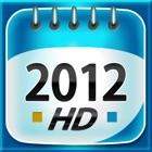カレンダー2012 HD icon
