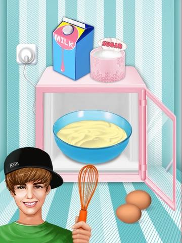 Celebrity Ice Cream - Cooking Gamesのおすすめ画像2