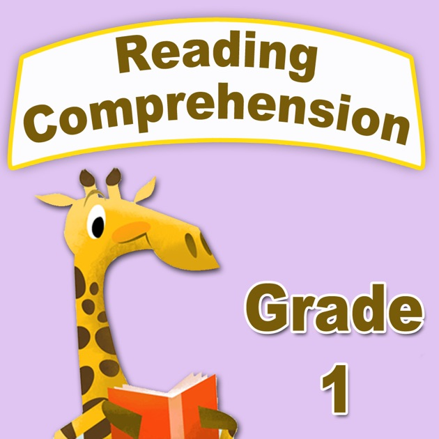 Grade 1 Reading Comprehension on the App Store