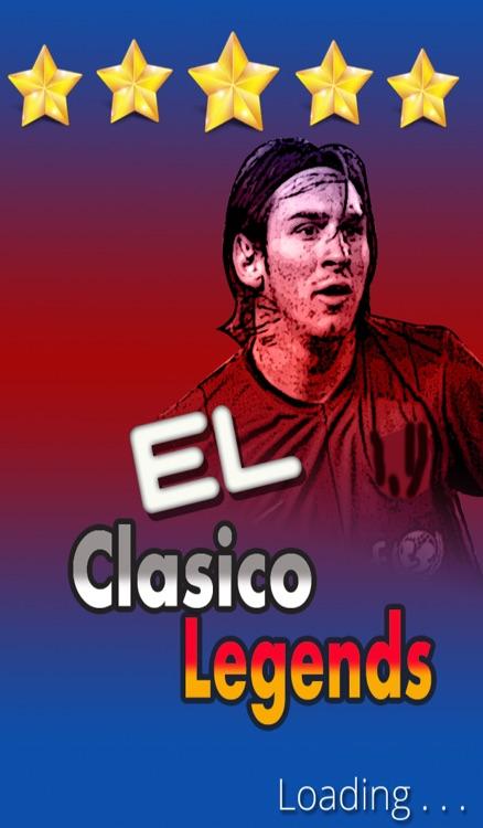 El Clasico Legends Quiz 2014 PRO - Top 11 Dream League Soccer Teams Of UEFA History screenshot-3