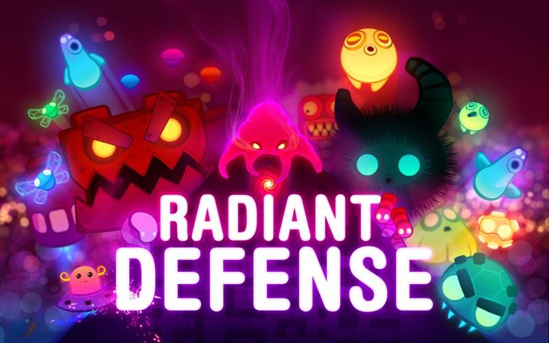 辐射防御 Radiant Defense for Mac