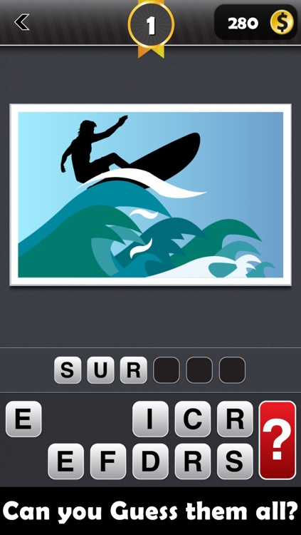 Shadow Mania - (Guess the Shadows and Shapes Icon Trivia Pop Quiz Word Game!) Free