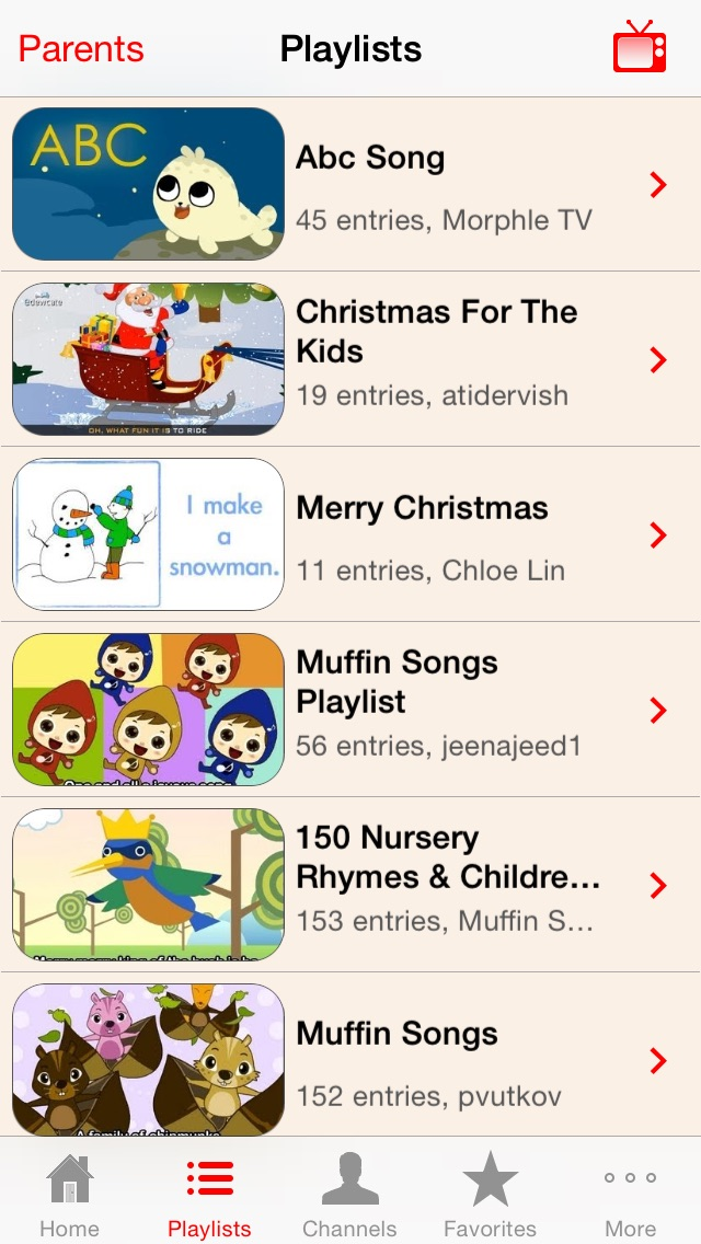 GoSongs - Kids Songs Ultimate YouTube Collection - by Blue Valley ...