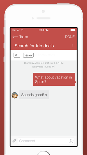 GetLifeDone: Simple ToDo and Tasks on the App Store
