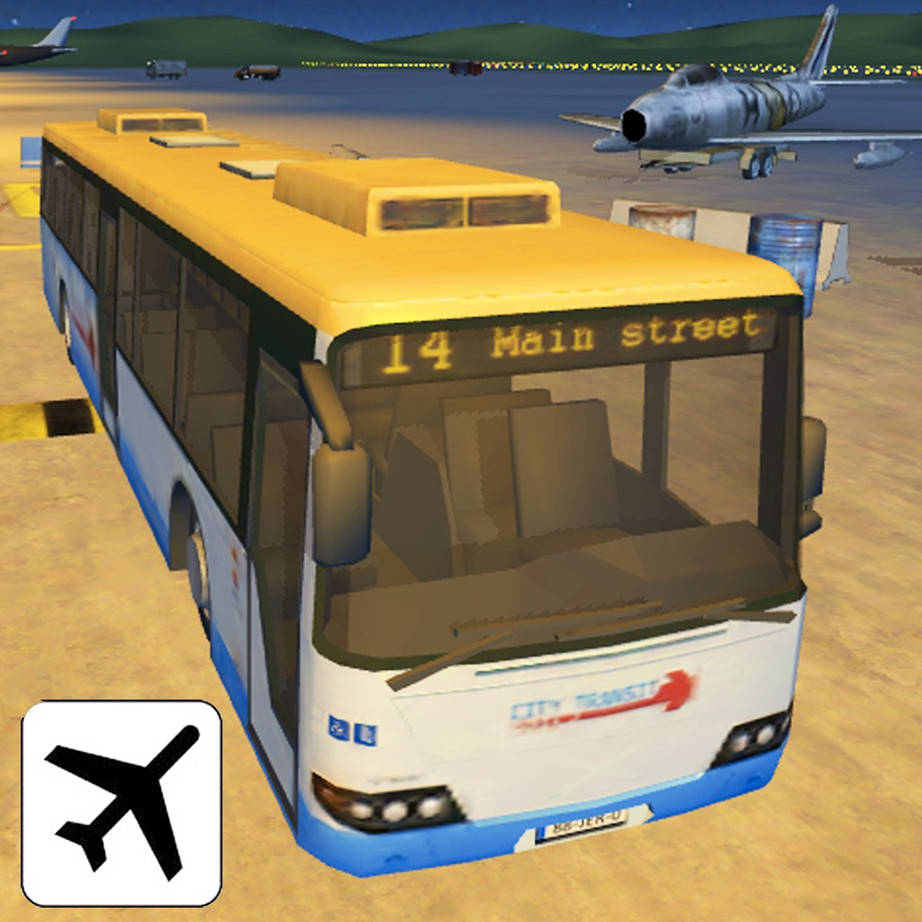 Airport Bus Parking - Realistic Driving Simulator Free hack