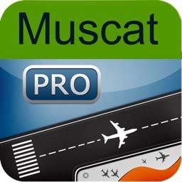 Muscat Airport -Flight Tracker Premium Oman Gulf Air