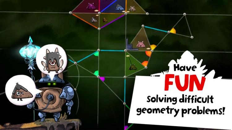 DragonBox Elements - Geometry screenshot-4