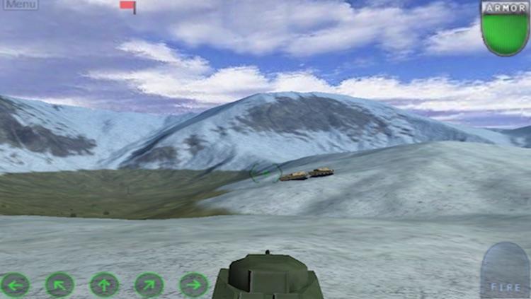 Heavy Tanks 3D  Pro screenshot-3