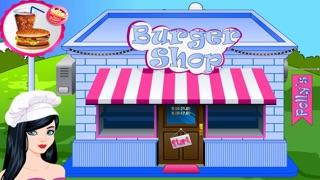 Polly Burger Shop Game