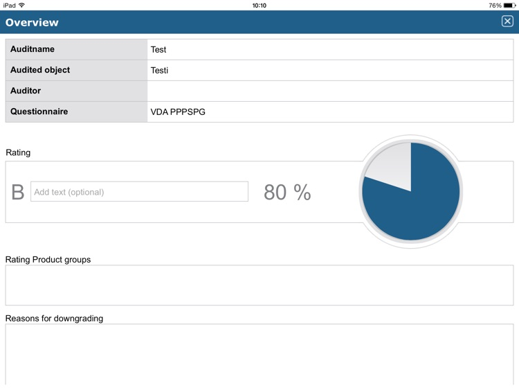 Audit Manager Premium screenshot-4