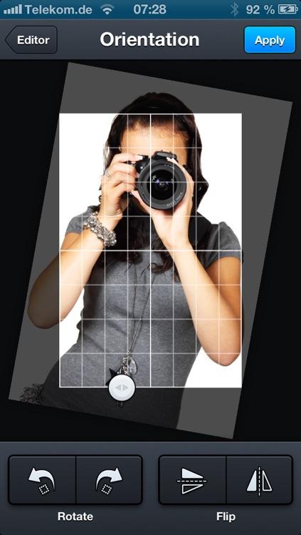 Image Magic - Advanced Photo Editor