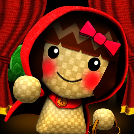 Little Red Riding Hood by the Bean Bag Kids®