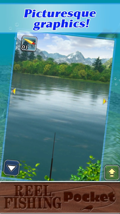 Reel Fishing Pocket screenshot-3