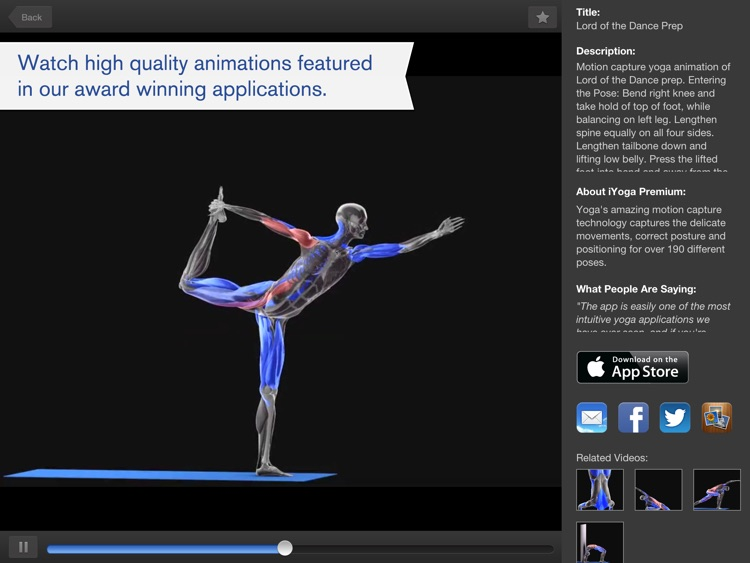 3D4Medical Images & Animations screenshot-3