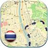 タイオフライン道路地図。 (バンコク、パトン、プーケット&チェンマイと無料版)(Thailand offline map) - iPhoneアプリ