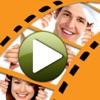 ビデオ、スライドショーにFotoSlides-