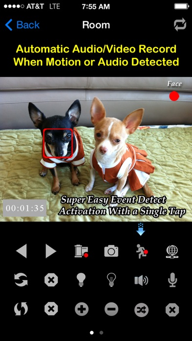 uCamPro: IP Camera & Webcam Viewerのおすすめ画像2