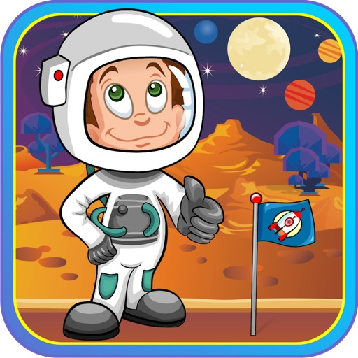 Space Boy Runner