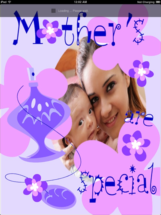 Mother's Day Photo Frames, Images & Greeting Cards