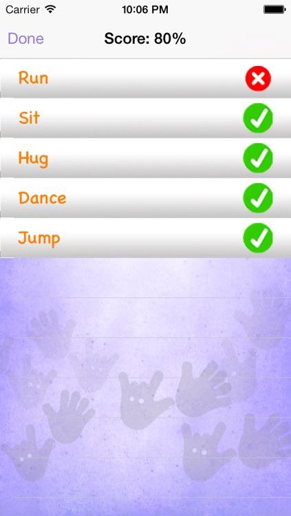 My Smart Hands Baby Sign Language Dictionary LITE screenshot-4