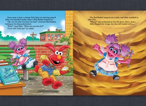 Abby In Wonderland Sesame Street By Bonnie Brooke