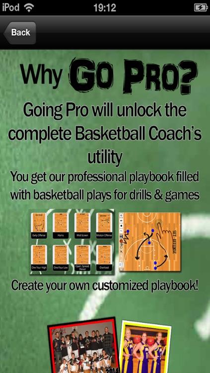 Basketball Coach Playbook Mobile