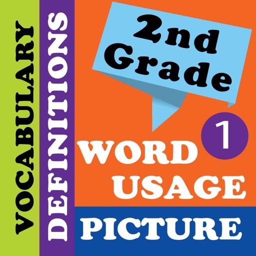 2nd Grade Academic Vocabulary # 1 for homeschool and classroom