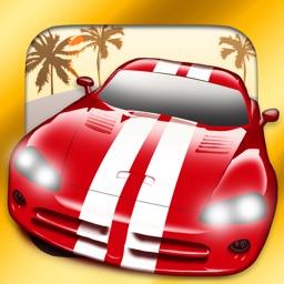 Miami Police Chase - Street Racing Exotic Nitro Car Getaway