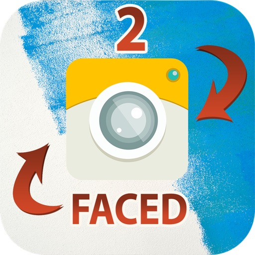 2Faced - The Amazing Face Swap Booth