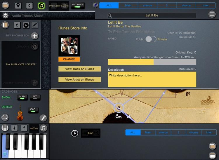 Mapping Tonal Harmony L1