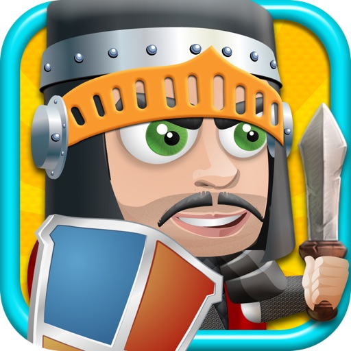 Mini Pocket Combo Crusade Warriors vs the Clumsy Monsters Crew - FREE Game icon