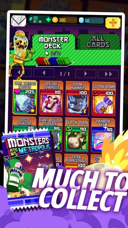 Monsters Ate My Metropolis screenshot-3
