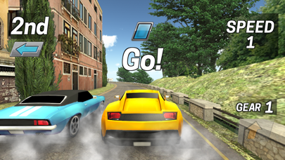 Fun Kid Drag Racing 3D screenshot two