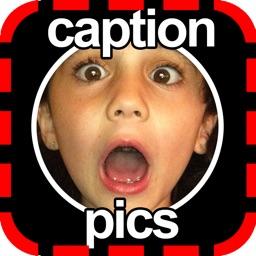 Put Funny Captions On Pics Pro - Hilarious Quotes Darkroom Photos Maker
