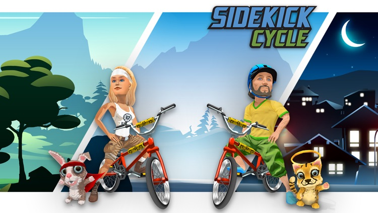 Sidekick Cycle screenshot-4