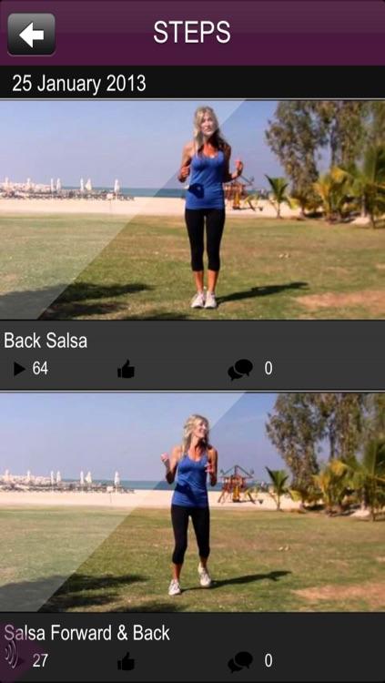 Salsa Dance Fitness screenshot-4