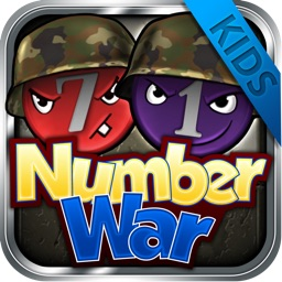 Number War 4 Kids